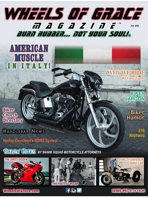 Wheels of Grace Magazine Issue 51