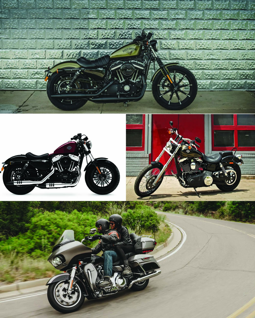 New for Harley-Davidson in 2016_Pix for Text_2