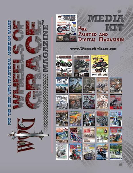 Grace Rider Mag Media Kit 2016
