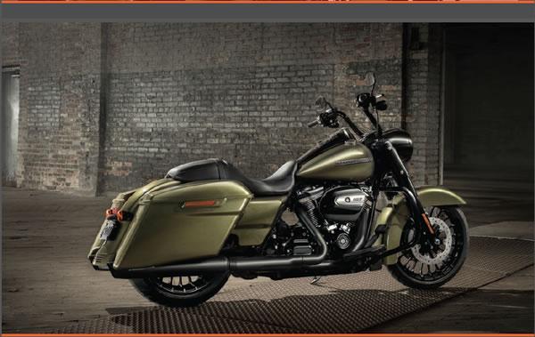 Harley-Davidson Road King Special - WOG Mag   Wheels of