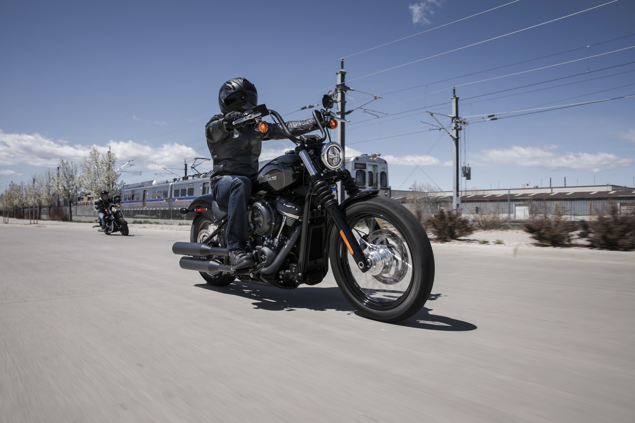UCLA study, says motorcycling reduces stress, increases
