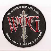 WOG Ministry Patch
