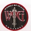 Wheels Of Grace Founders Patch